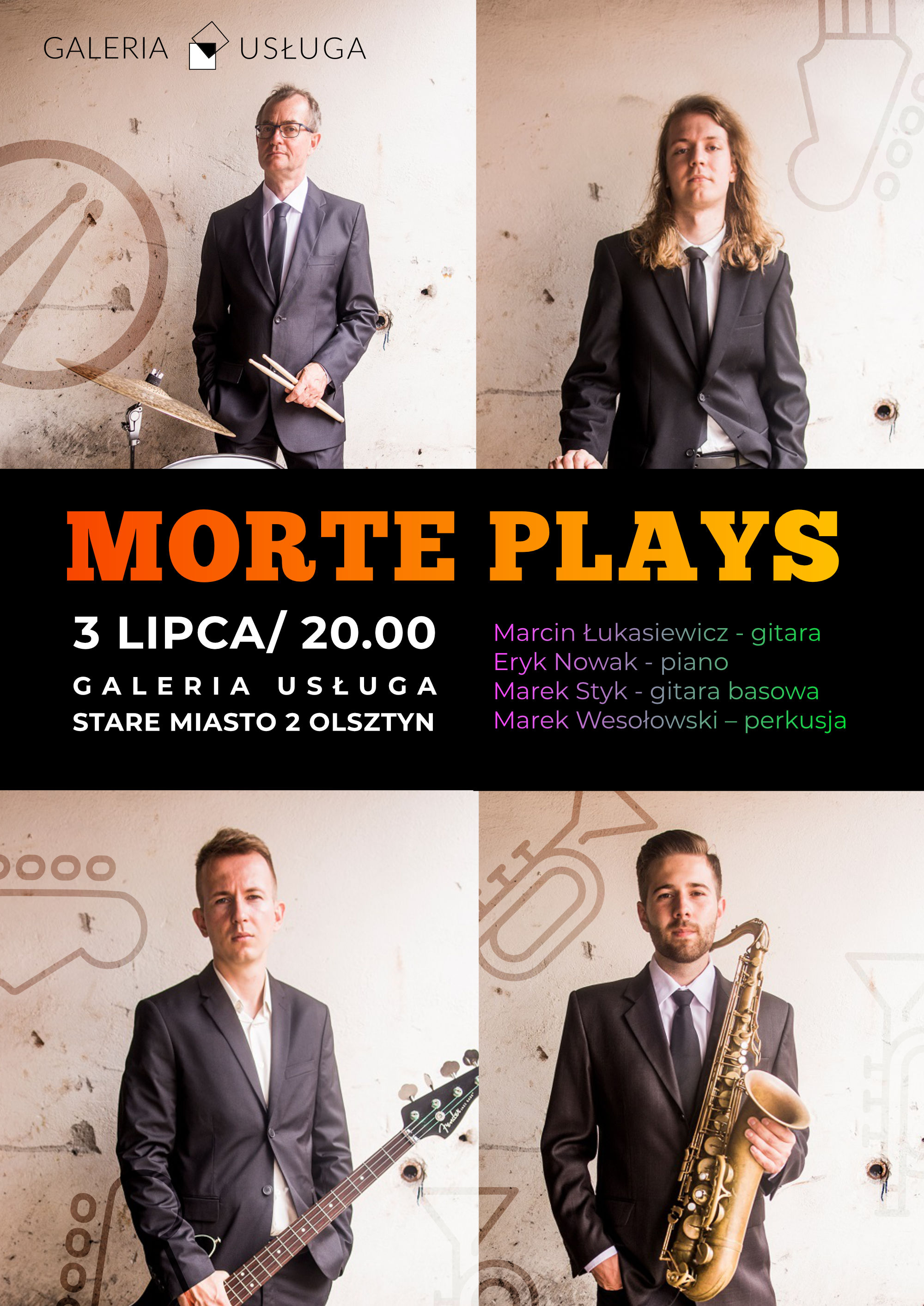2019-06-morte plays plakat